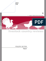 Poultry sector review of Nepal by FAO