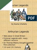 arthurian legends ppt