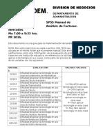 Guía SPSS