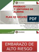 SIGNOS Y SINTOMAS DE ALARMA DEL EMBARAZO Y PLAN DE SEGURIDAD.pptx