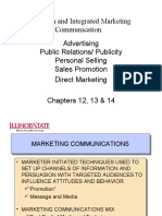 Lecture 9 -- Promotion and Integrated Marketing Communication com
