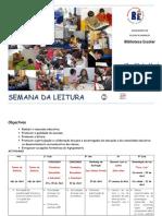 Programa Semanaleitura Escola Def