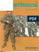 Concord. #6525. Fighting Withdrawal - The German Retreat in the East 1944-45