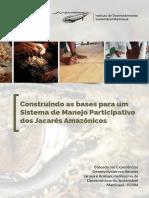 Manejo de caimanes brasil