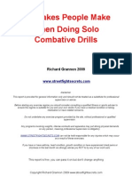 Top5 Mistake Solo Drill