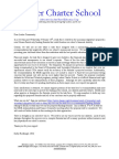Lusher Parent Letter - 02.26.16