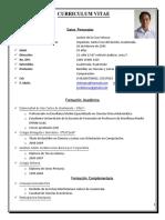 Curriculum Vitaee