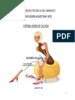 Apuntes Diseño de Calzado