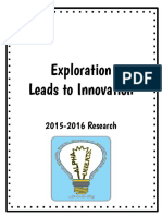 beard research- exploration  leads to innovation  1