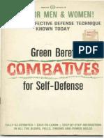 Green Beret Combat Ives for Self Defense - Aaron Banks
