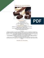 Preparaciones de Chocolate