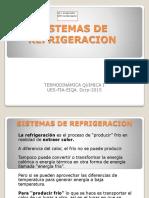 Sistemas de Refrigeracion-2015
