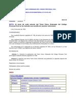 Código Procesal Civil 1993 (2016)