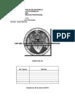 T05- Uso Del Lenguaje, Redacción y Ort. EnTrabajos de Investigación