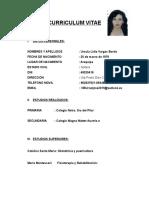 Curriculum Ursula Vargas 20159 1