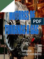 Motores de Turbina a Gas