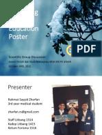 SGD 2015 - Designing Health Education Poster