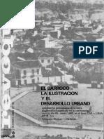El Barroco La Ilustraciòn y El Desarrollo Urbano Leonardo Mattos Cárdenas