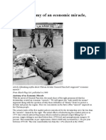 Chile Anatomy of an Economic Miracle, 1970-1986
