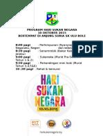 Program Hari Sukan Negara