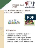 Bioquimica y Nutricion Humana Clase
