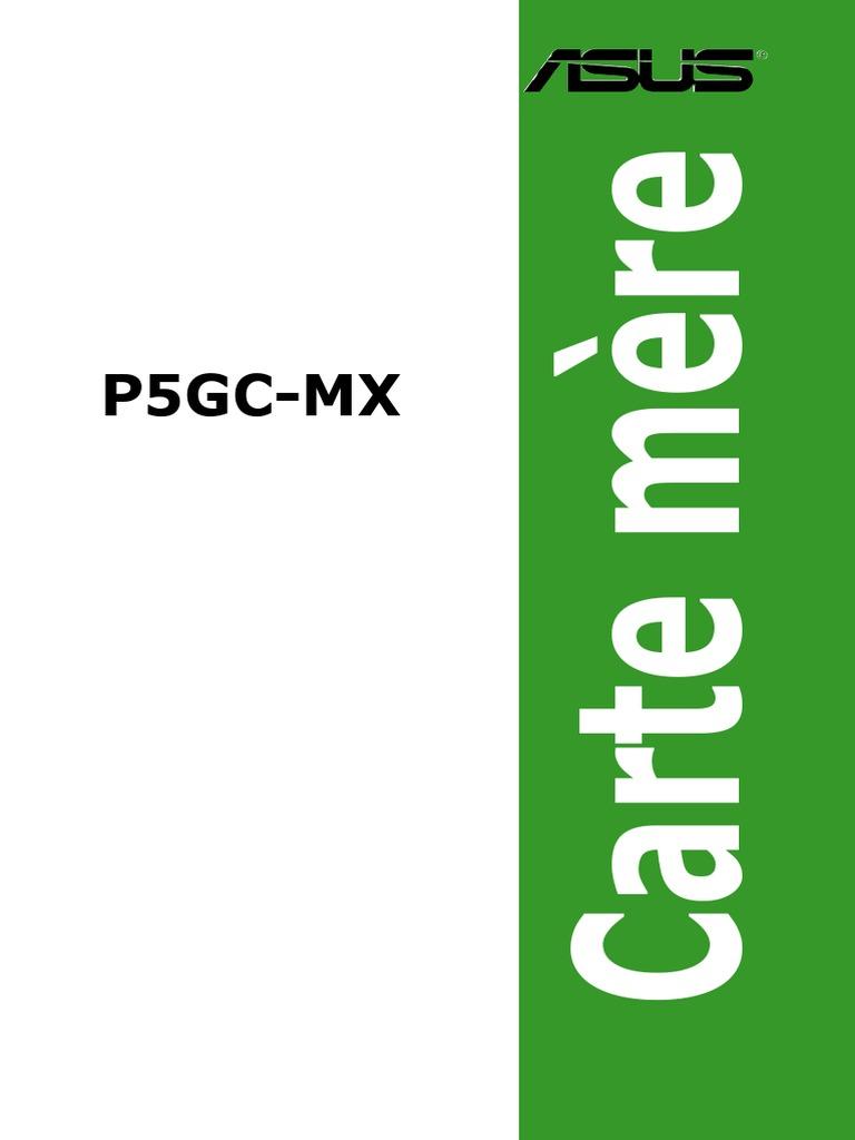 DRIVER SOM BAIXAR ASUS P5GC-MX PLACA DE
