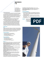 Doctoral Program in Wind Energy Systems (UK)