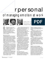 Manajemen Emosi