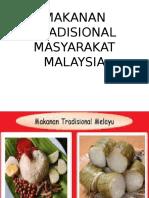 Makanan Tradisional Masyarakat Malaysia
