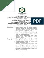 Petunjuk Penulisan Skripsi 2014