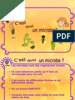 C'Est Quoi Un Microbe Presentation