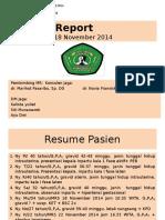 Morning Report 22-23 November 2014 New