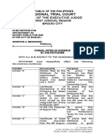 Formal Offer of Evidence.doc