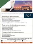 Job Oppertunities 28022016