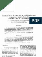 Modelos para el análisis de la interacción