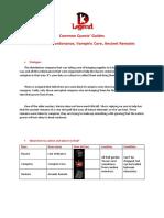 Darkeden Legend - Common Guides - Guide 1