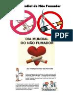 Dia Mundial do Não Fumador