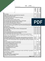 skills checklist-updatee