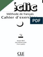 Declic2 Cahier D-exercices