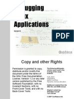 Debugging Linux Applications
