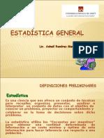 i Clase Est.general.definiciones Fundamentales