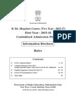 B.Ed. 2015-156English Set (1-40)