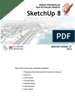 Modul - Sketchup