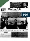 Nosotros, Página/12
