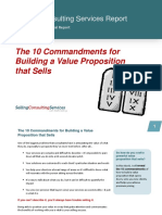 The 10 Commandments for Building a Value Propositionthat Sells.pdf