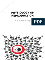 Physiology of Reproduction Aps 2
