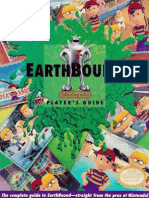 Earthbound/Mother 2 Player's guide