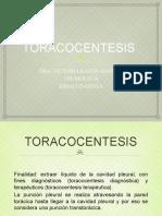 9. USMP TORACOCENTESIS