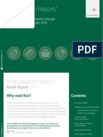 Brandwatch Retail Report