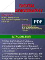 Digital Radiography - Sunil Seksana